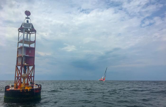 Record de l'Atlantique Nord : TOP DÉPART !