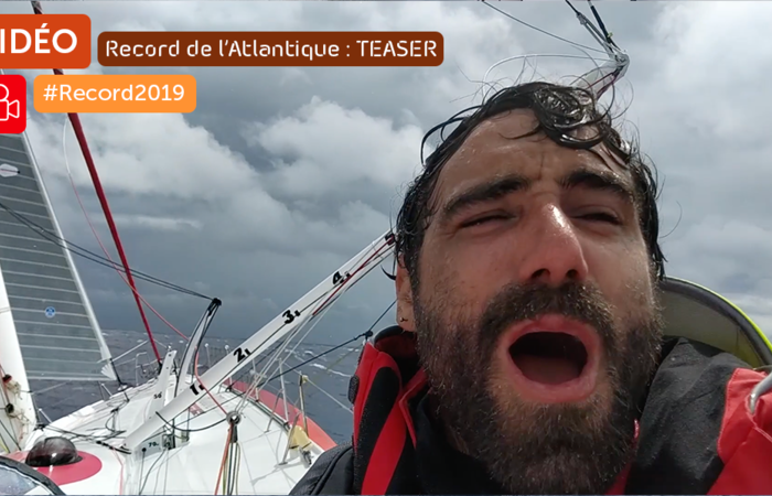 Record de l'Atlantique : Le film - Teaser