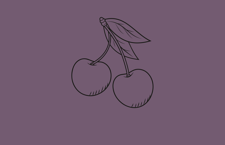 feuillete-vanille-aux-cerises