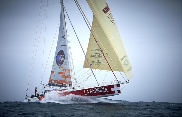 « Mission Tour du monde : Alan Roura en route vers le Vendée Globe 2020 » sur SRF 2