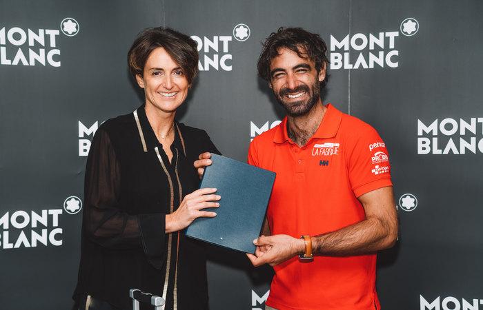 Alan ambassadeur Montblanc Suisse