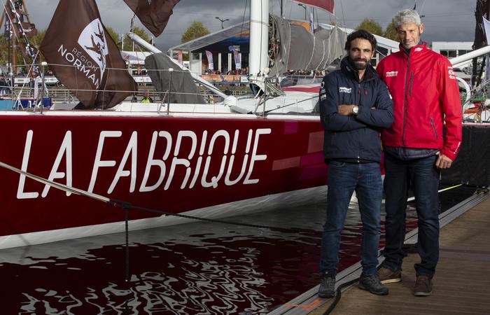 Transat Jacques Vabre : die Regatta miterleben