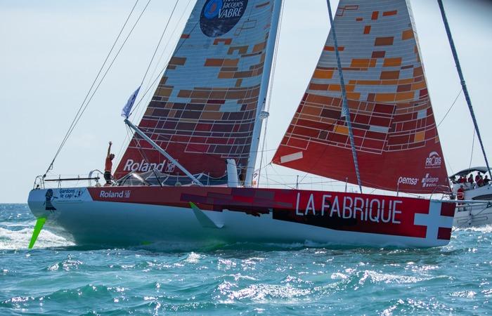 21. Platz bei der Transat Jacques Vabre für Alan Roura