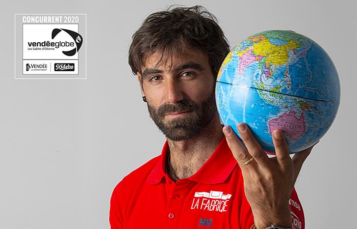 Alan und La Fabrique schreiben sich für Vendée Globe ein