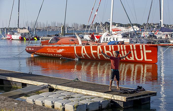La Fabrique auf Vendée Globe-Kurs
