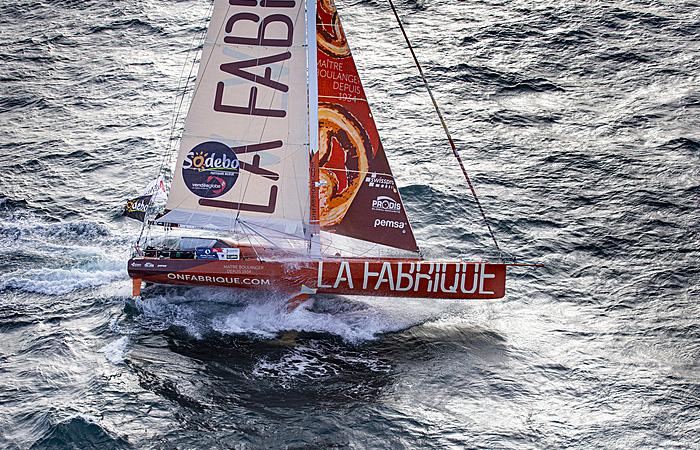 Vendée Globe : Suivre le départ