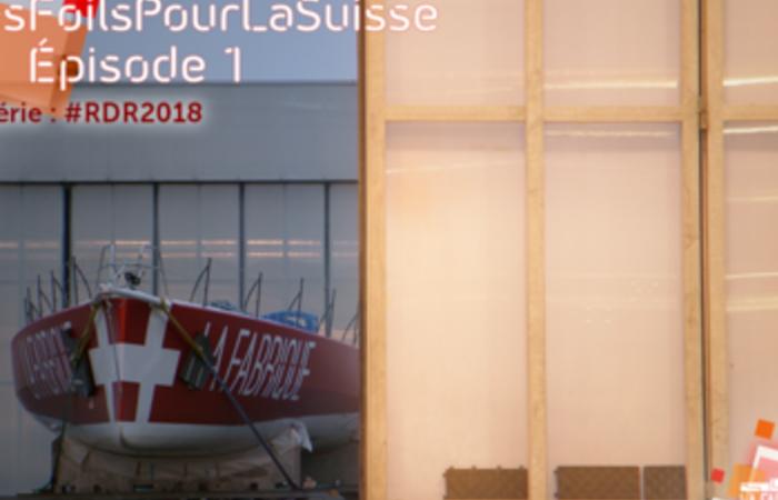 Des Foils pour La Suisse - Épisode 1
