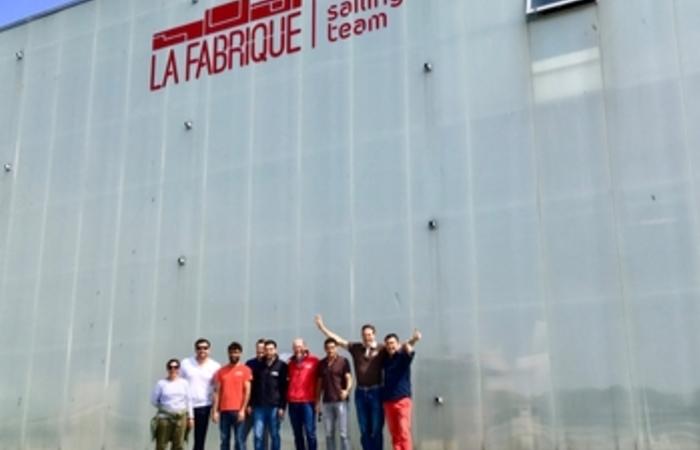 Les partenaires en visite à Lorient