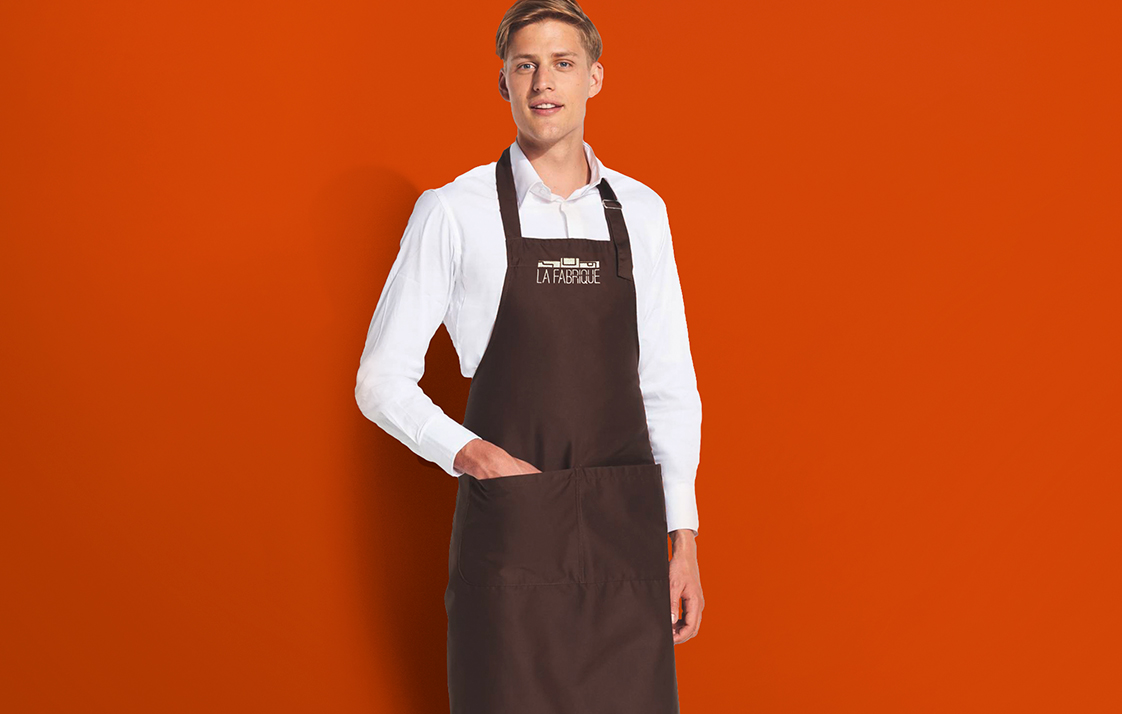 la-fabrique-brown-apron-for-adults